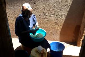 The Water Project: Hombala Secondary School -  School Cook