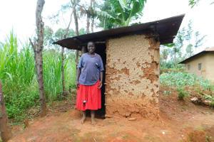 The Water Project: Mukhunya Community, Mwore Spring -  Edith Buraji