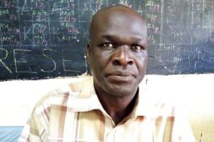 The Water Project:  Ruto Joseph