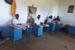 The Water Project: Musasa Secondary School -  Staff Office
