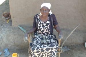 The Water Project: Lunyi Community, Fedha Mukhwana Spring -  Mary Fedha