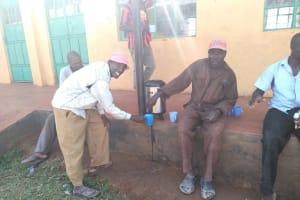 The Water Project: Shivanga Primary School -  Tea Break
