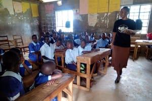 The Water Project: Matsigulu Primary School -  Training