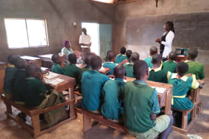 The Water Project: Imbale Primary School -  Training