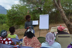 The Water Project: Masaani Community -  Training