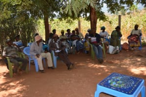 The Water Project: Ngitini Community B -  Training