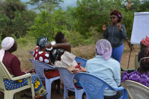 The Water Project: Masaani Community A -  Training