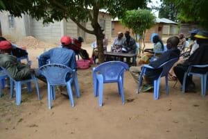 The Water Project: Ilinge Community E -  Training