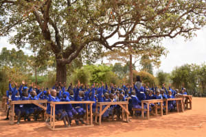 The Water Project: Kyaani Primary School -  Training
