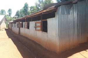 The Water Project: Musasa Secondary School -  Classrooms