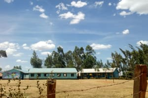 The Water Project: Hombala Secondary School -  School Grounds