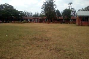 The Water Project: Mukhweya Primary School -  School Grounds
