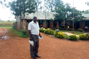 The Water Project: Munyanza Primary School -  Senior Teacher