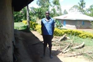 The Water Project: Sichinji Community, Kubai Spring -  At Home
