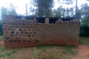 The Water Project: Essongolo Primary School -  Latrines
