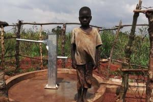 The Water Project: Katugo Community A -  Bigirwenkya Victor