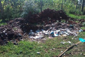 The Water Project: Immaculate Heart Secondary School -  Garbage Disposal