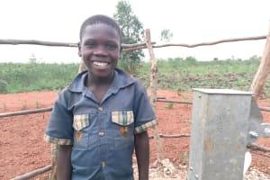 The Water Project: Katugo Community B -  Byaruhanga Justine