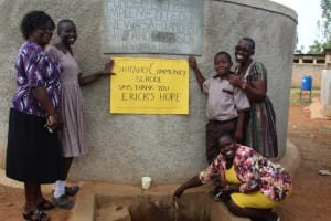 The Water Project: Shitaho Community School -  Thank You