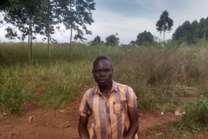 The Water Project: Katugo Community B -  Odieng Isaac