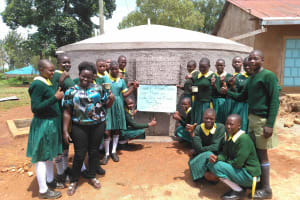 The Water Project: Imbale Primary School -  Thank You