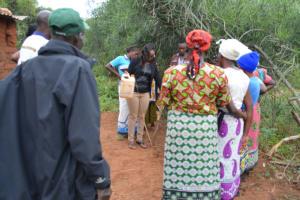 The Water Project: Katuluni Community C -  Training