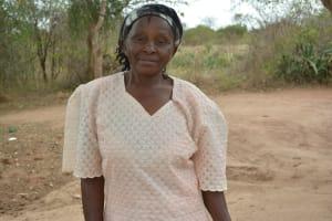 The Water Project: Masaani Community A -  Mrs Kituku