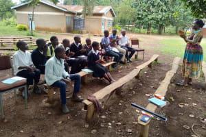 The Water Project: Lwanda Secondary School -  Training