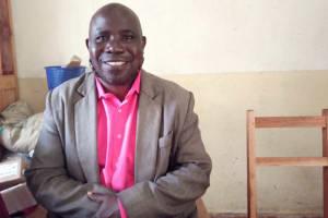 The Water Project: Nambilima Secondary School -  Principal John Wangila