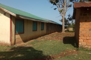 The Water Project: Ivumbu Primary School -  Classrooms