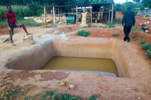 The Water Project: Shisere Community, Richard Okanga Spring -  Gold Business