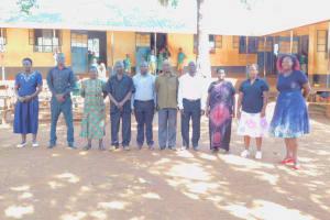 The Water Project: Friends School Mutaho Primary -  School Staff