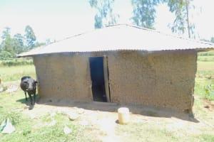 The Water Project: Ataku Community, Ngache Spring -  Household