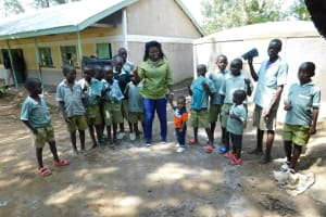 The Water Project: Eshisenye Primary School -  Ctc Club