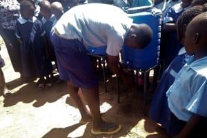 The Water Project: Matsigulu Primary School -  Handwashing Training