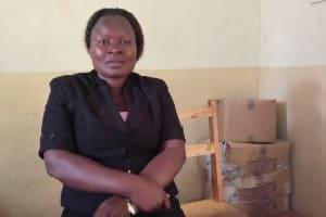 The Water Project: Nambilima Secondary School -  Deputy Principal Sitandai