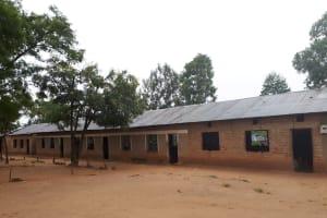The Water Project: Ebutenje Primary School -  Classrooms