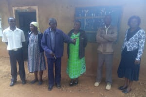 The Water Project: Essongolo Primary School -  Some Teaching Staff