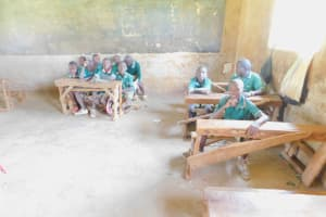The Water Project: Shinyikha Primary School -  In Class