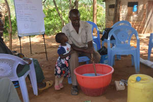 The Water Project: Kithumba Community B -  Training