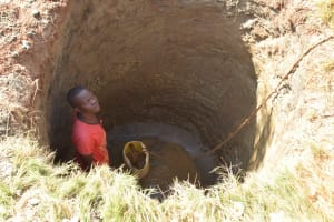 The Water Project: Ngitini Community C -  Excavation