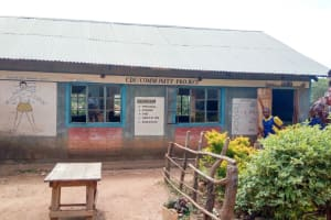 The Water Project: Ibwali Primary School -  Classrooms