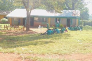 The Water Project: Friends School Mutaho Primary -  Classrooms