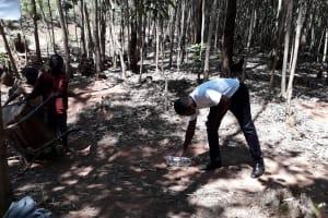 The Water Project: Upper Visiru Community, Wambosani Spring -  Solar Disinfection Training