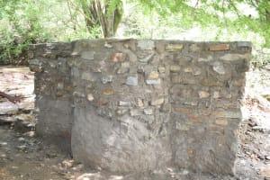 The Water Project: Kithumba Community C -  Well Progress