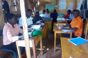 The Water Project: Immaculate Heart Secondary School -  Staff Room