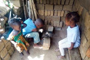 The Water Project: Shisere Community, Richard Okanga Spring -  Community Children