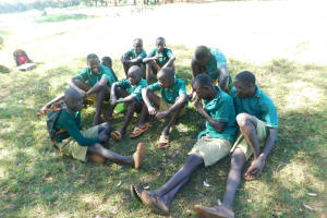 The Water Project: Friends School Mutaho Primary -  Students