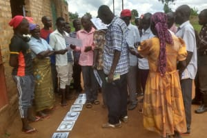 The Water Project: Katugo Community A -  Training