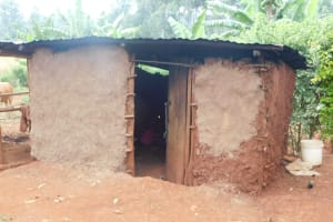 The Water Project: Busichula Community, Marko Spring -  Kitchen